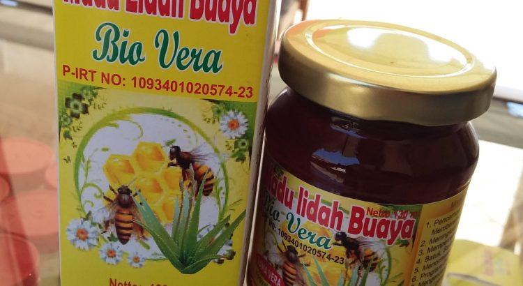 Ramavera|Madu Herbal Lidah Buaya